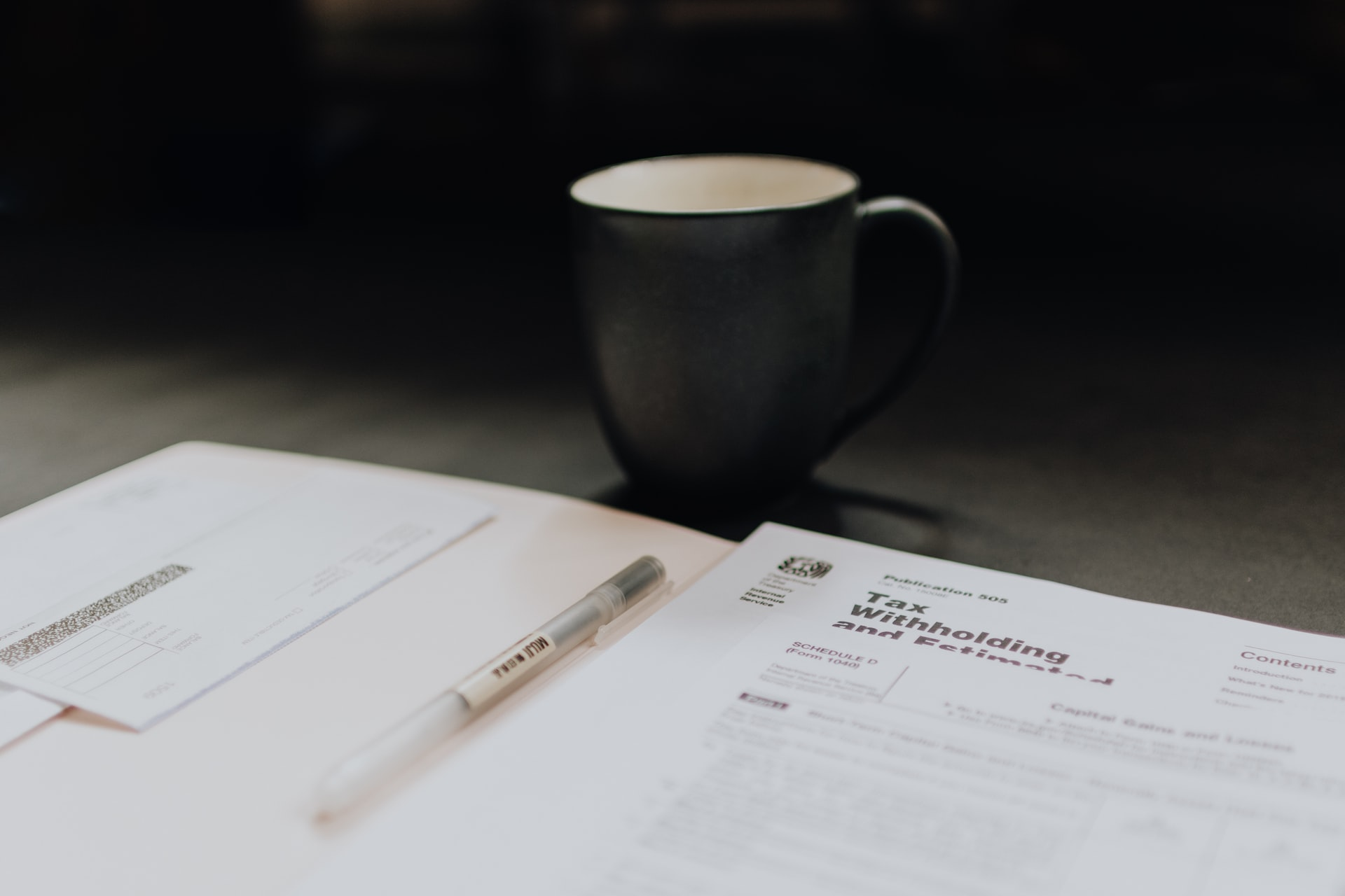 paper cup tax declaration in germany