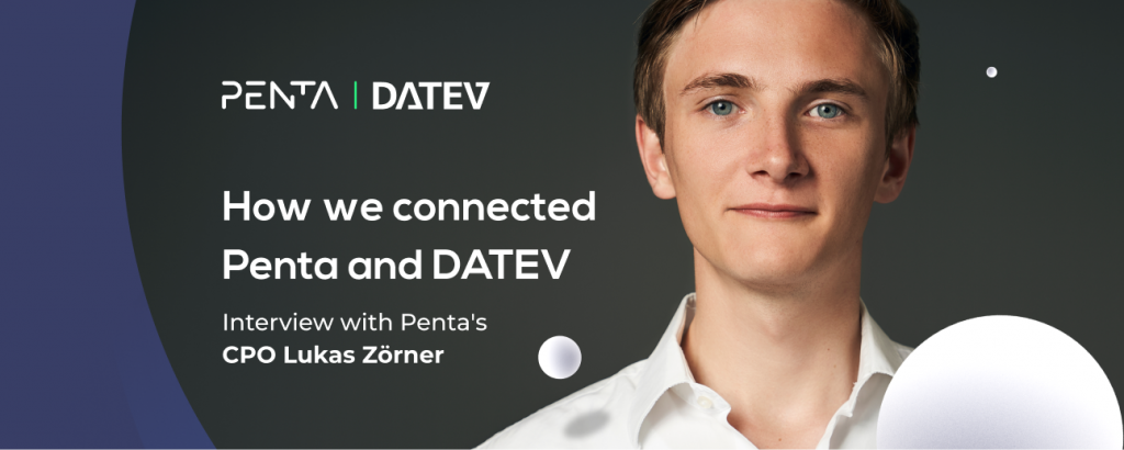 Interview Penta DATEV CPO Lukas Zörner Interview